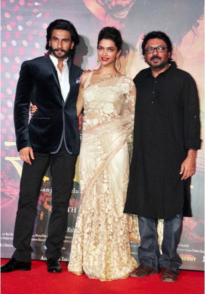 Deepika Padukone And Ranveer Singh Together In New Movie With Sanjay Leela Bhansali Again Ranveer Singh Sanjay Leela Bhansali Deepika Padukone