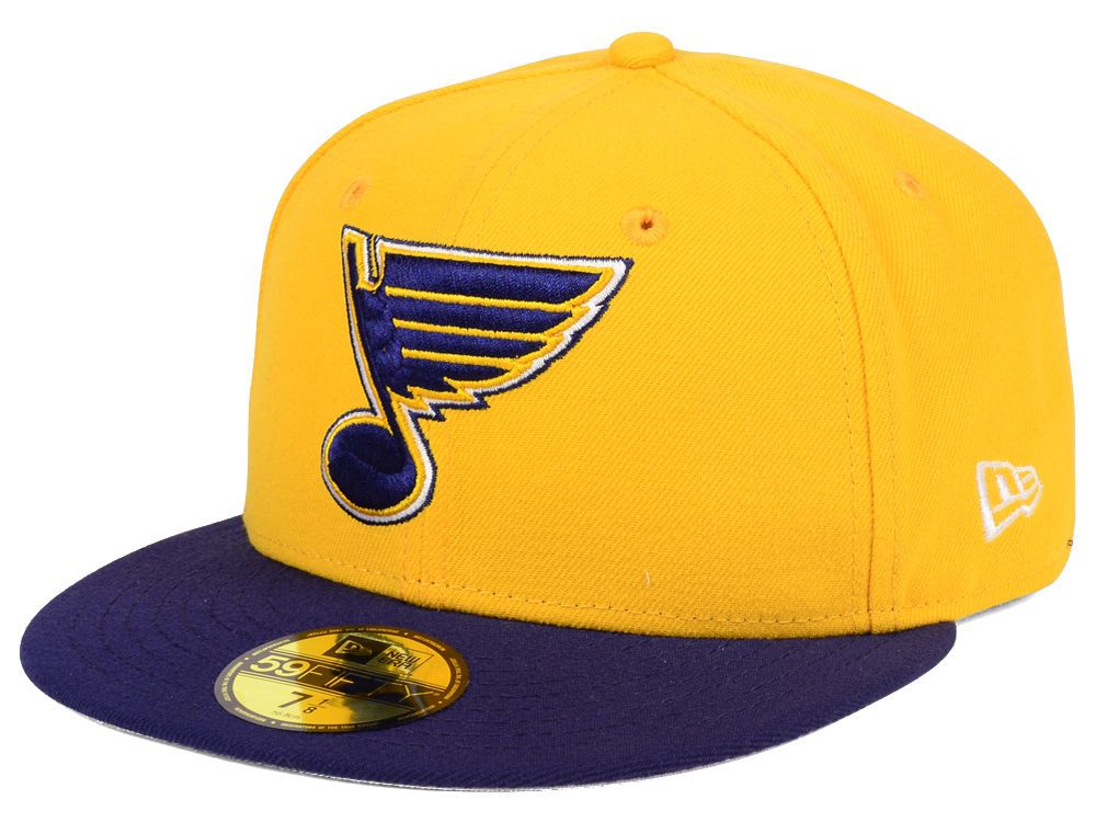 7acf668e07f St. Louis Blues New Era NHL Basic 59FIFTY Cap ( 35)