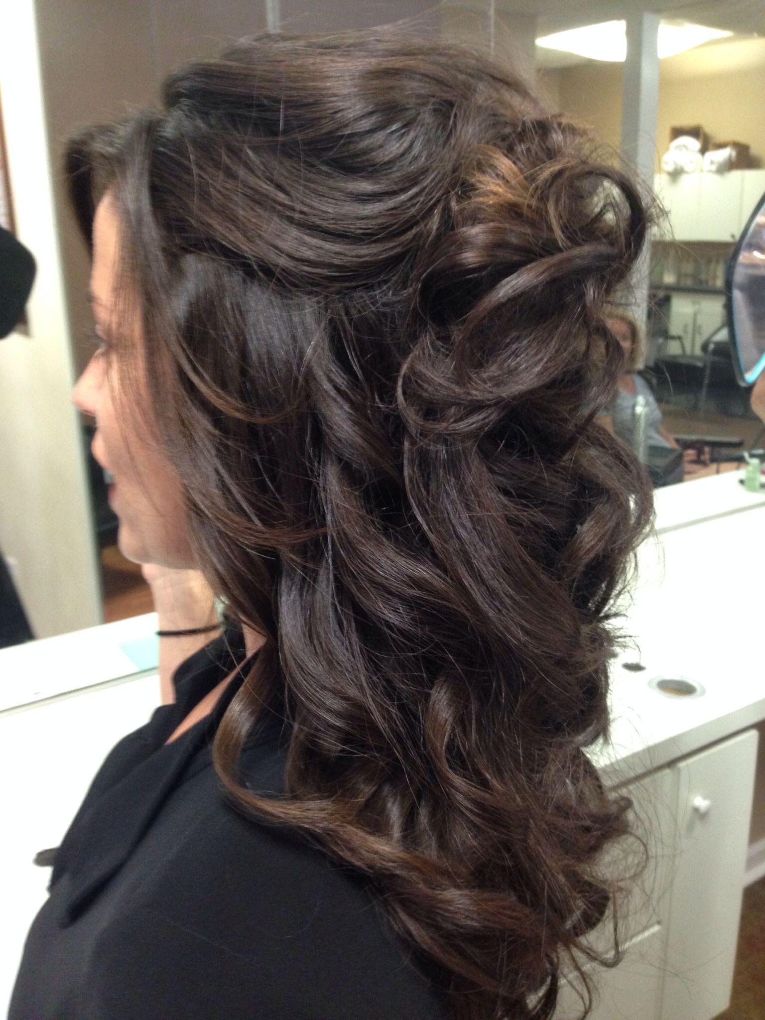 Wedding Or Prom Hair By Elena Aveda J Thomas Salon Spa Jacksonville Nc 910 938 3444 Hair Beauty Beauty Hair Styles