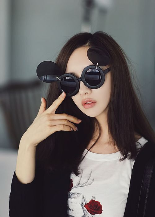 Asian style sunglasses