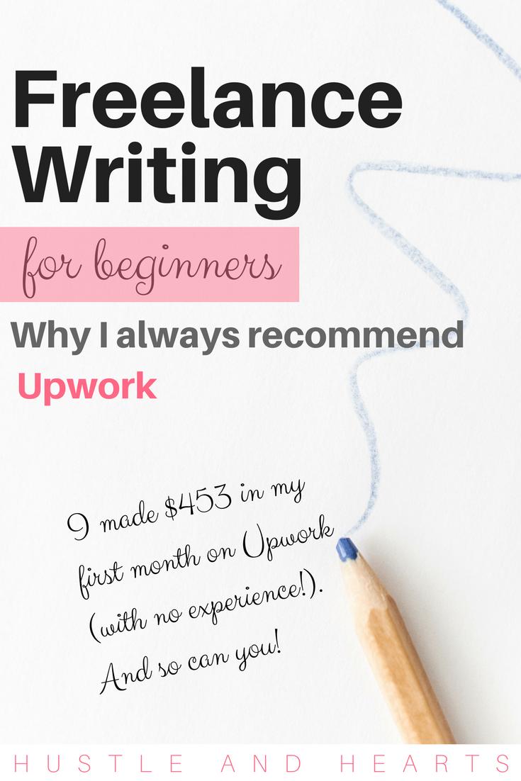 writing freelance job
