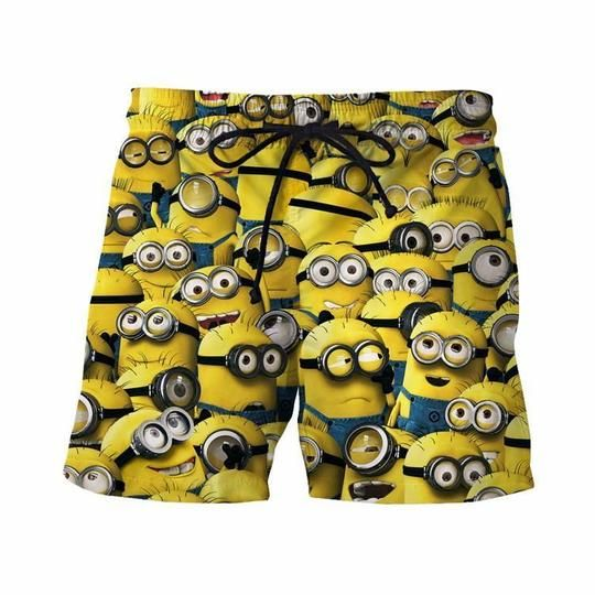 Printed Beach Pants Mens Swimming Trunks Paparazzi Holiday Casual Pants