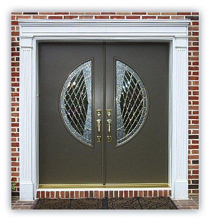 Exterior Double Entry Door Vintage Design « Home Decoration .