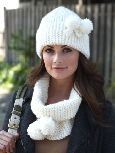 Cowl and Hat | Yarn | Free Knitting Patterns | Crochet Patterns ...