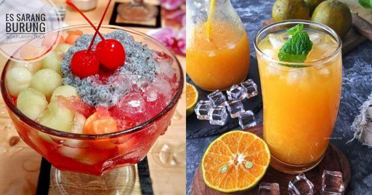 20 Resep Minuman Segar Sederhana Dan Pelepas Dahaga Di 2020 Resep Minuman Resep Minuman
