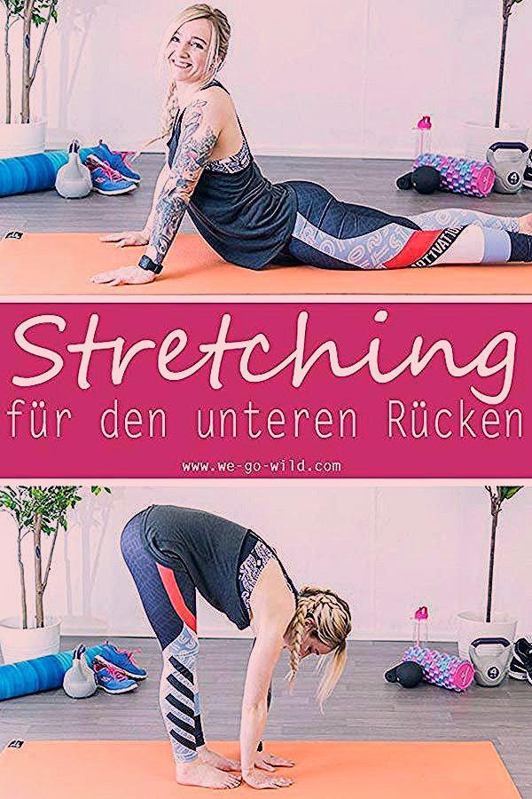 Wer viel sitzt sollte deinem Körper Dehnübungen für den Rücken gönnen. So kannst du Rückenschmerzen...