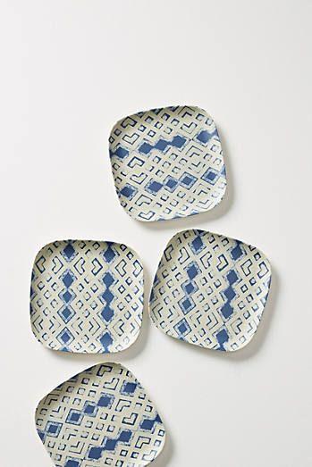 Bamboo Side Plate Set & Bamboo Side Plate Set   September Decor   Pinterest   Side plates ...