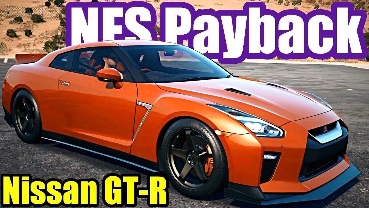 Nissan Gt R Premium Achievements Need For Speed Payback Hard