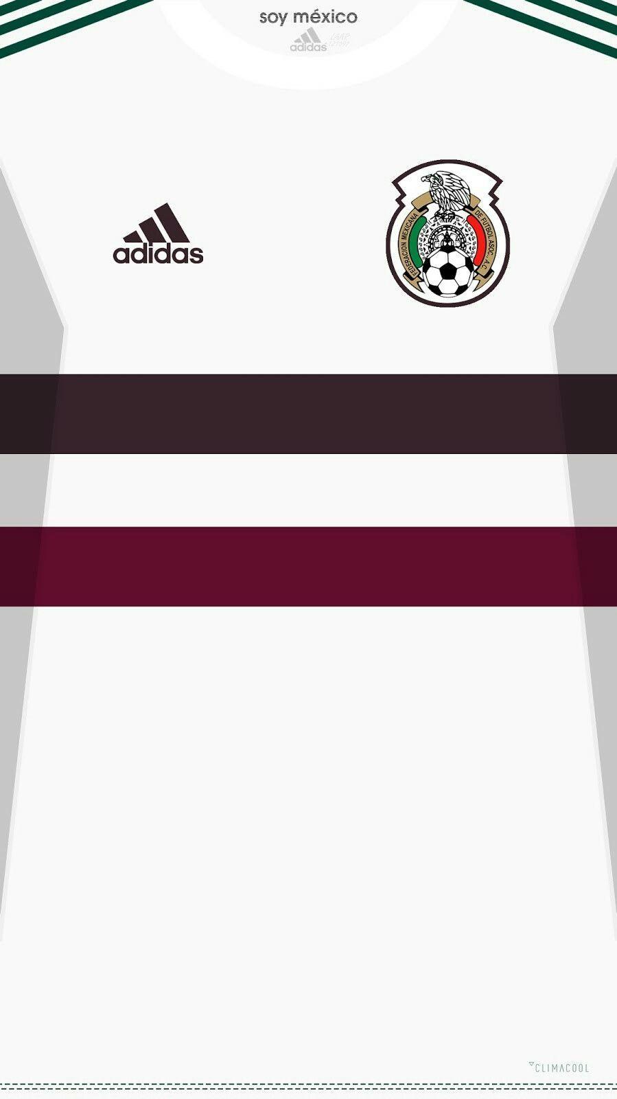 3de5195d0 Mexico 17-19 ( fantasy ) kit away
