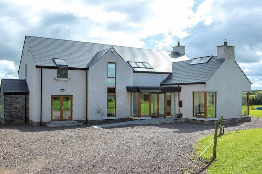 Zero Energy Irish House Plans House Architecture Design House Designs Exterior