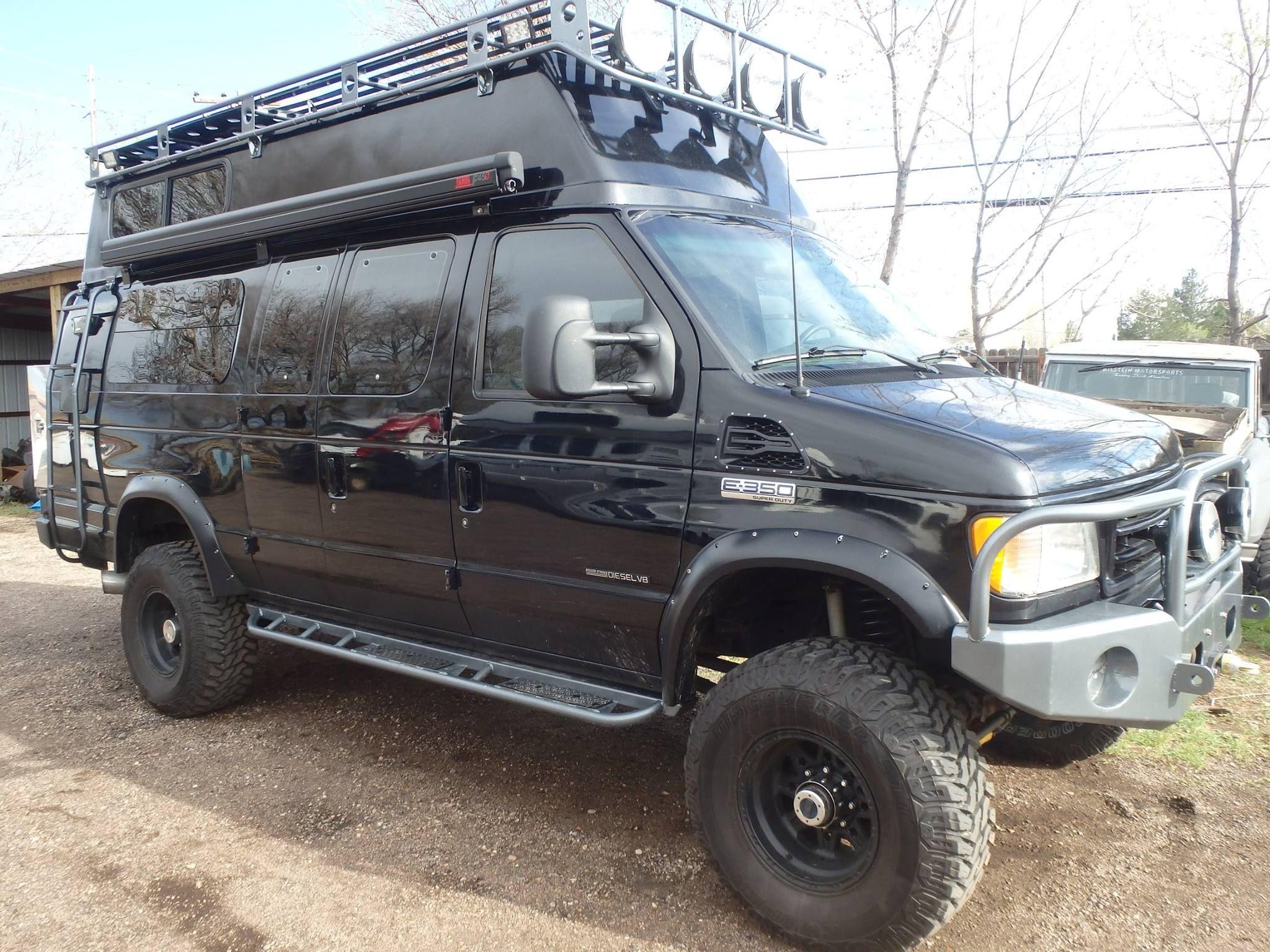 Boulder Offroad 4x4 Vans Wwwtopsimagescom