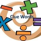 This is a pdf that contains all four operations as well as equals and switch the order words.  The words are inside the shape of the symbol that th...