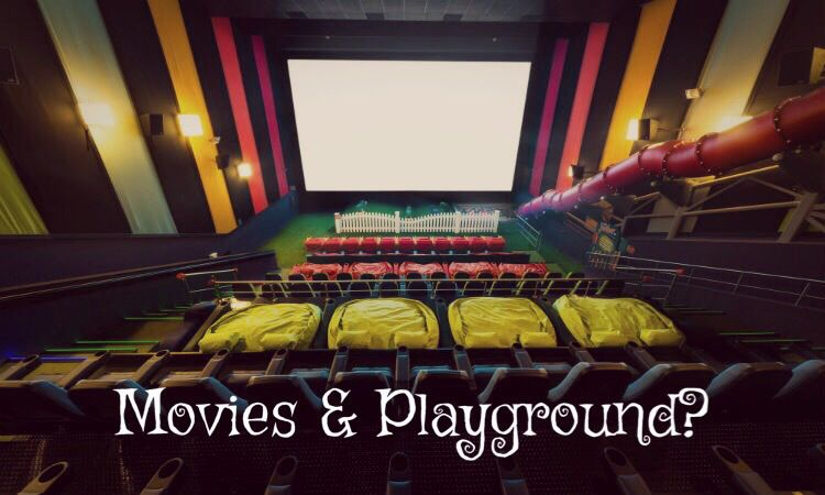 A Movie Theater Playground: A Terrible Idea – My Ten Tiny Toes