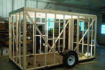 Fish house ice shanty trailer frames kits do it yourself ice fish house ice shanty trailer frames kits do it yourself solutioingenieria Images