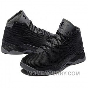 Under Armour Stephen Curry 2.5 Black Basketball Shoes New Arrival in ... 8c6e4a36b0