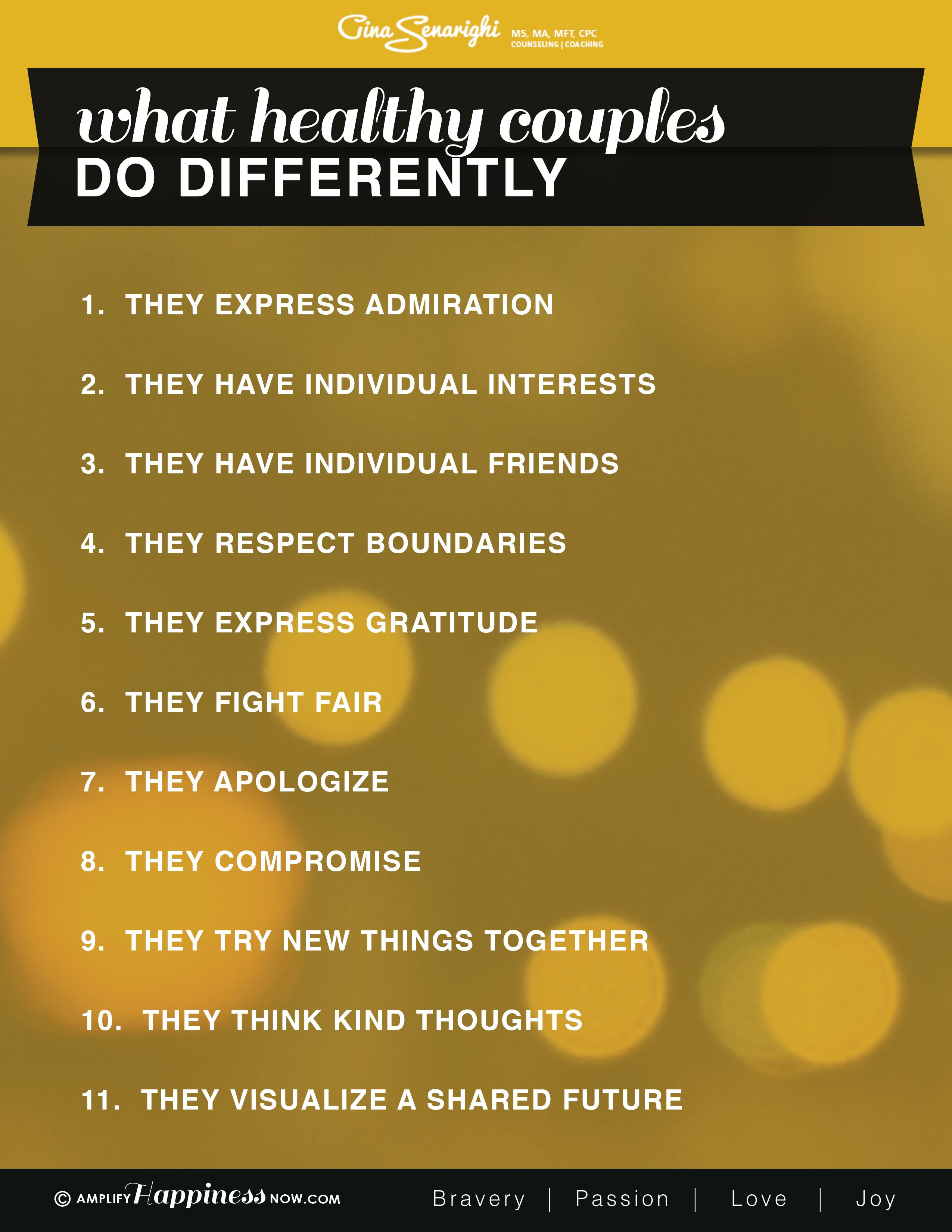 All Relationships Should Share These Qualities What