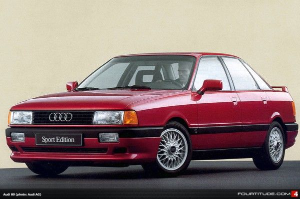 Audi Ur Quattro 20v Now Eligible For Importation To Usa 80 Sport