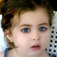 Cute Baby Girl With Blue Eyes Cute Little Baby Boy In Surprise Hd