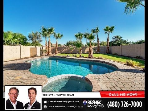 Chandler Real Estate - 1283 W Glenmere Dr - Crescent Village