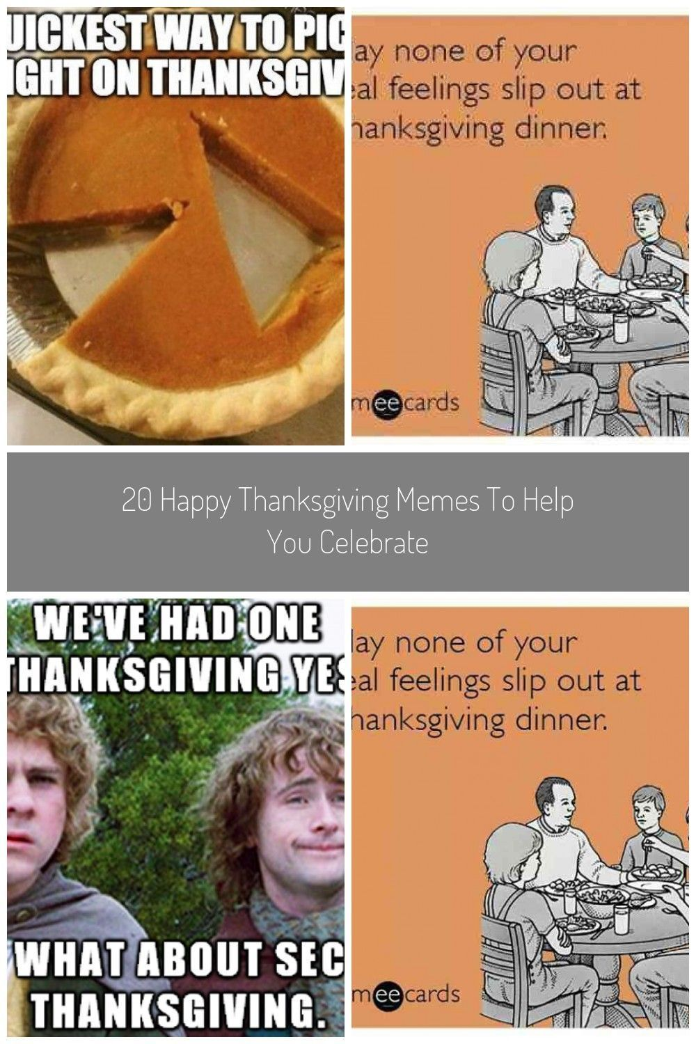 20 Happy Thanksgiving Memes To Help You Celebrate # ...