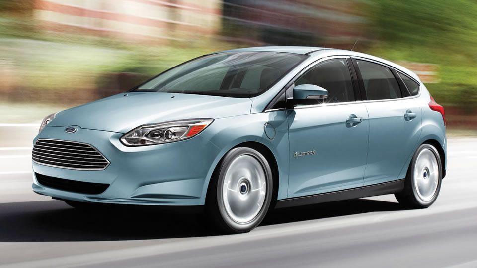 2014 ford focus electric car range 78 miles price. Black Bedroom Furniture Sets. Home Design Ideas