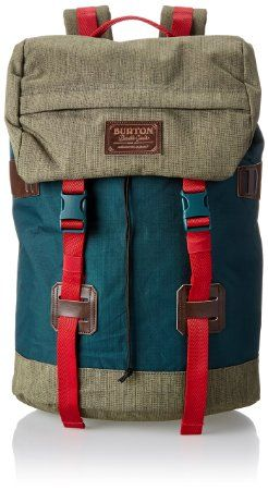 ad2225a81d47c Burton Tinder Backpack - Big Spruce Triple Ripstop