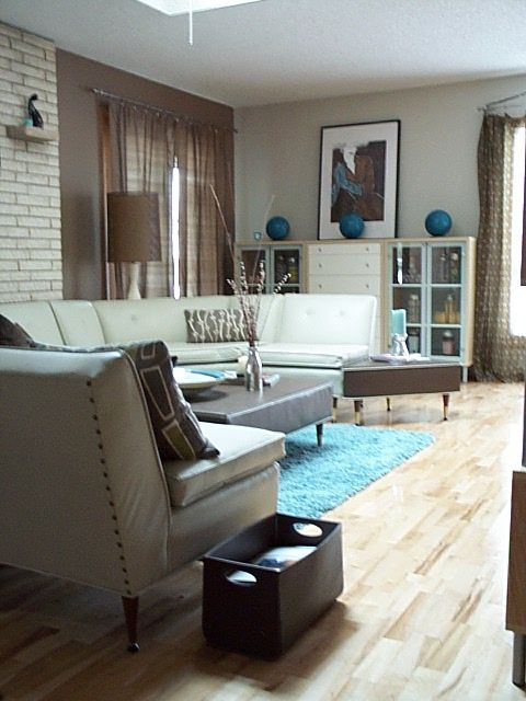 Mid-Century For the Home Pinterest Mid century modern living