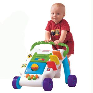 Wide Tracker Activity Walker From Littletikes 24 99 Infant Activities Baby Toddler Toys Little Tikes