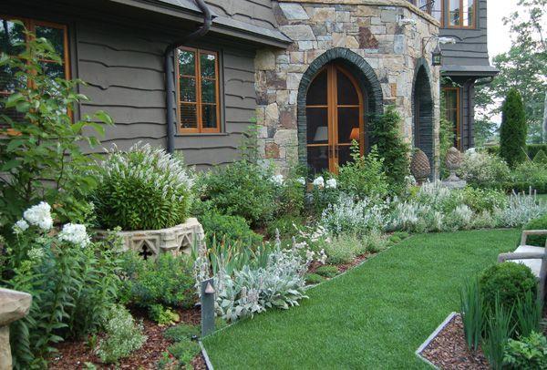 Mountain Style Landscaping | Mountain Garden | Previous ... on Mountain Backyard Ideas id=66196