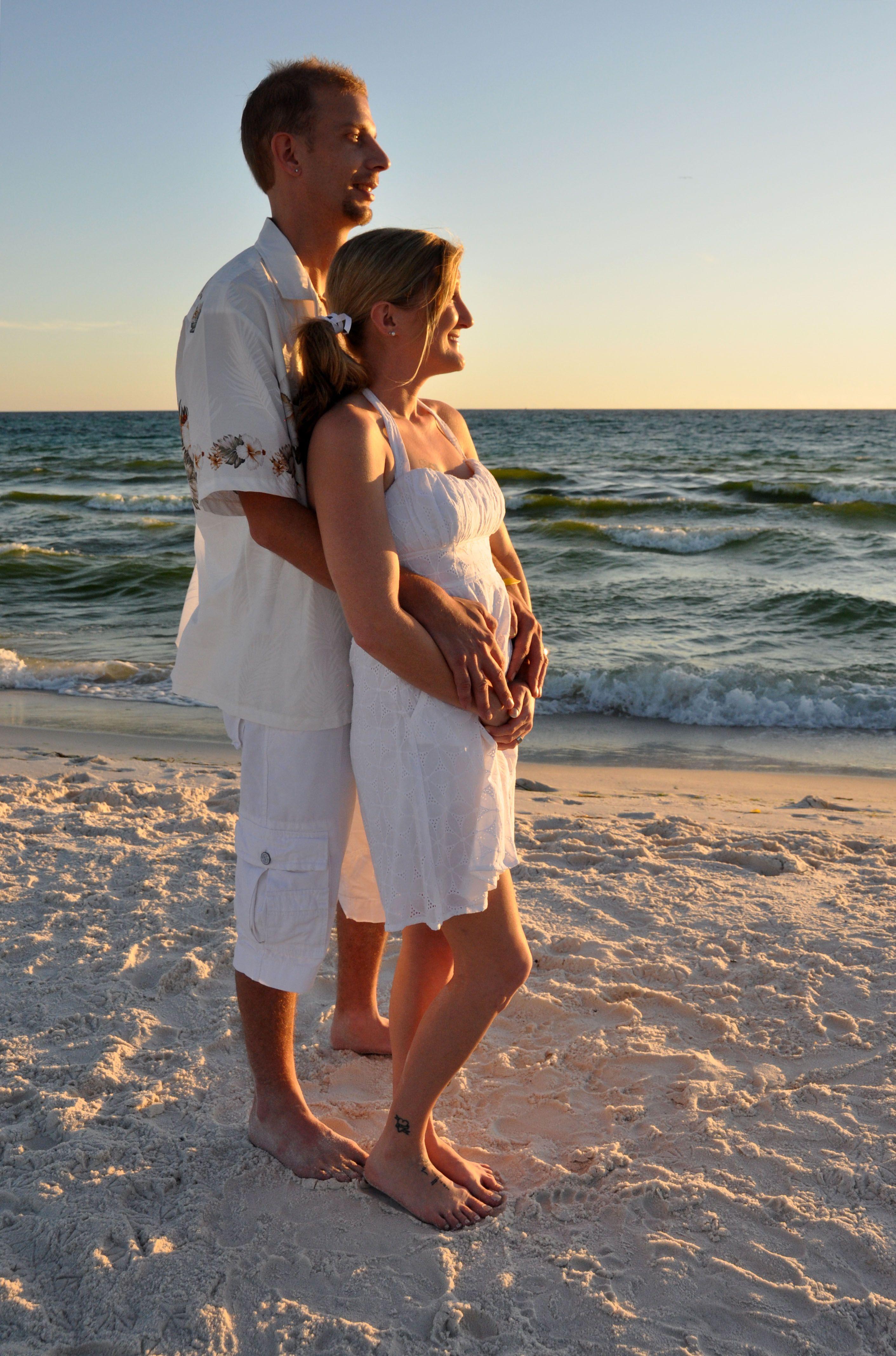 St. Andrews State Park wedding. Panama City Beach FL