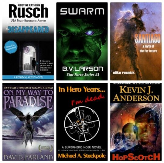 Pay What You Like For The Great Science Fiction Bundle From