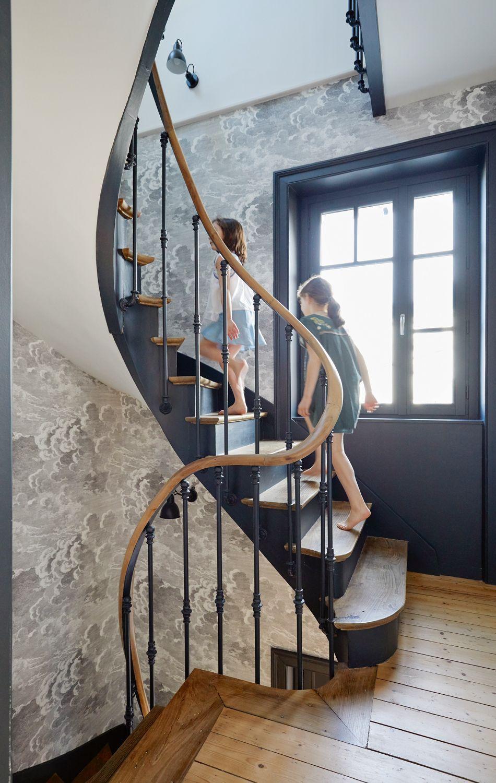 Panneau Nuvole Idees Deco Maison En 2019 Escaliers
