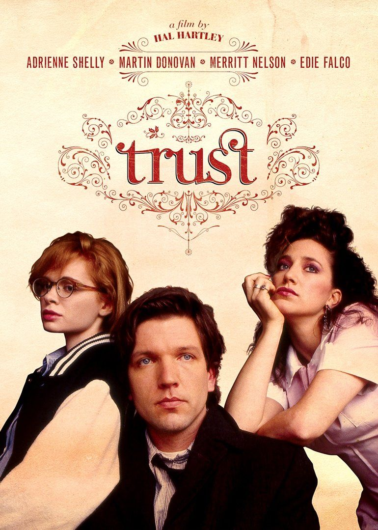 Amazon.com: Trust: Adrienne Shelly, Martin Donovan, Edie Falco, Merritt Nelson, John MacKay, Matt Malloy, Hal Hartley: Movies & TV