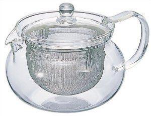 Amazon.com: Hario Chacha Kyusu Maru Tea Pot, 700ml: Kitchen & Dining. I need this in my life!!!!!