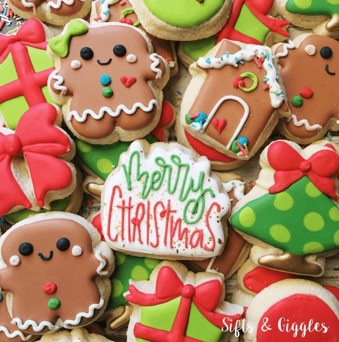 Cute Christmas Cookies [2019 Edition Cute christmas