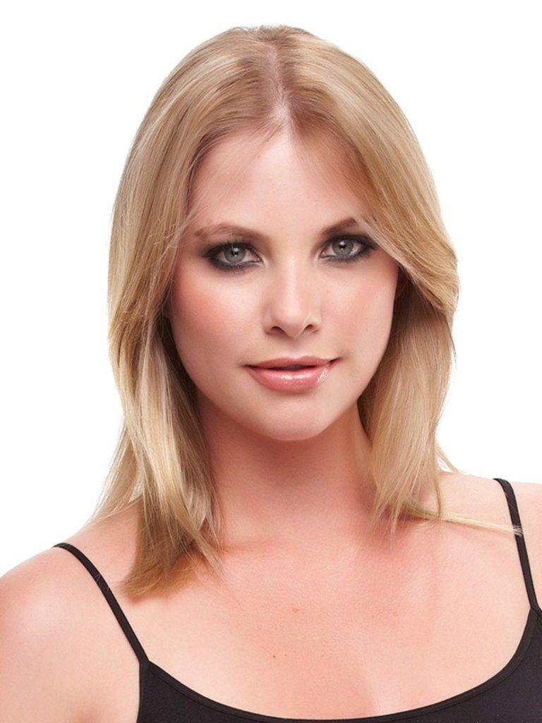 "10"" easiVolume Human Hair Volumizer Human hair clip"