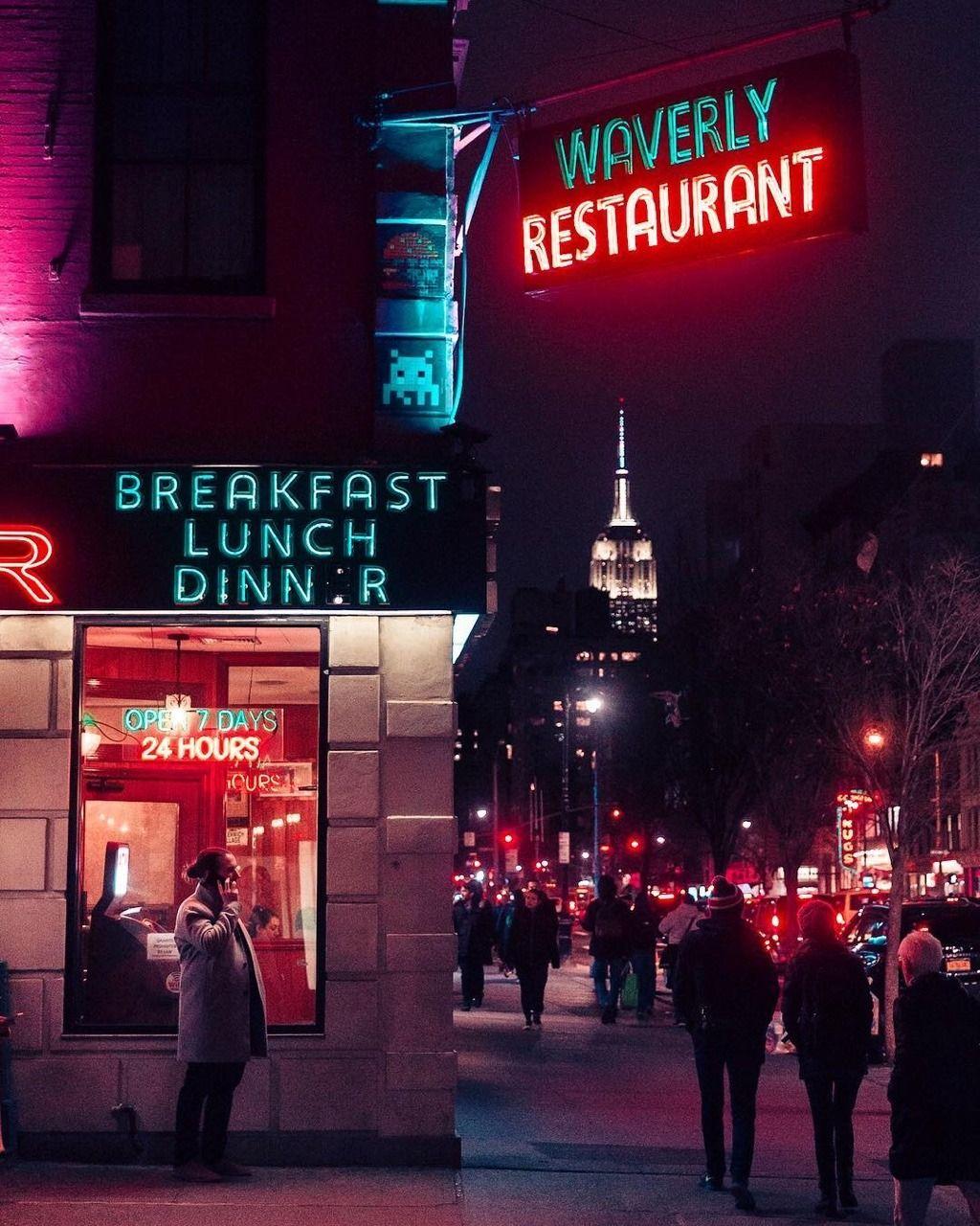 West Village, NYC By @DavidEderly In 2018