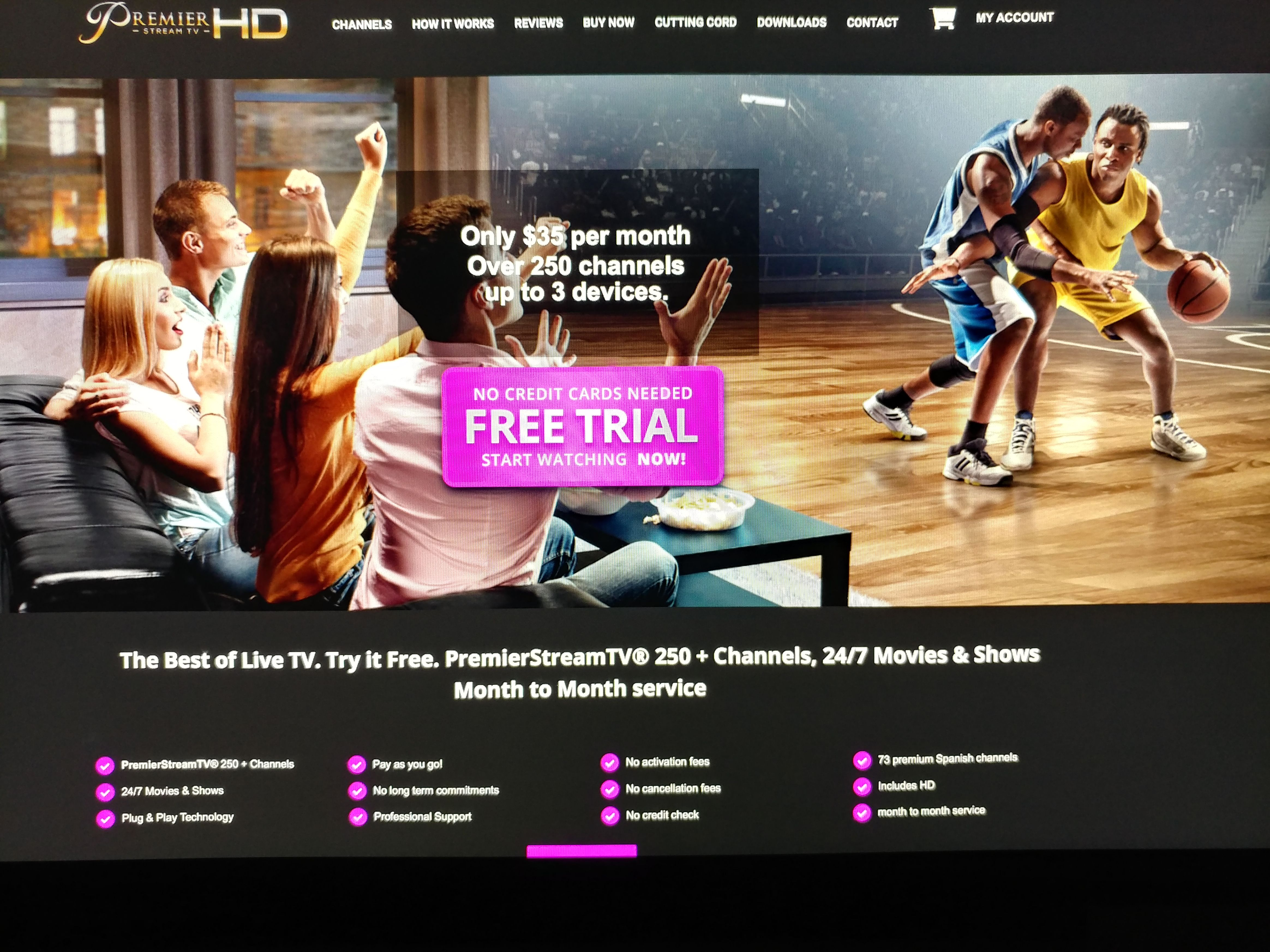 Best Online Live Tv Streaming Services In 2020 Streaming Tv