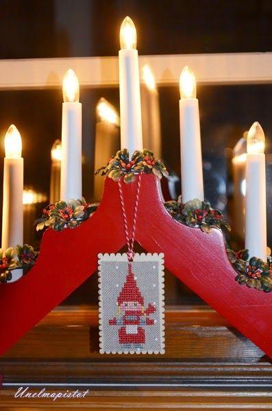 Unelmapistot: Joululahjoja/Christmas gifts