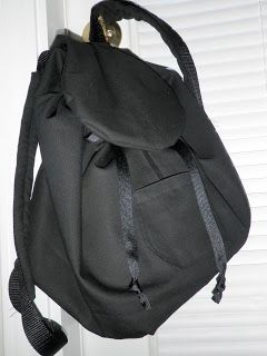 Craft Geek Knapsack Diy Backpack Diy Clothes Diy Fashion