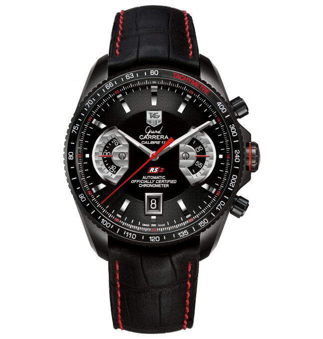 Tag Heuer Grand Carrera Calibre 17 RS2 Automatic ...