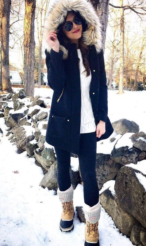 70+ Most Popular Winter Outfits On Instagram #winteroutfits