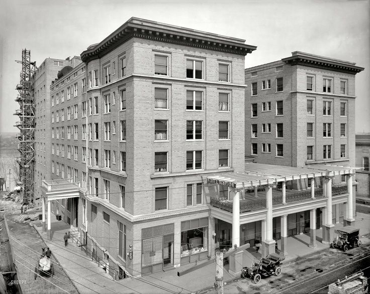 Explore Little Rock Arkansas Beautiful Hotelore Hotel Marion 1908