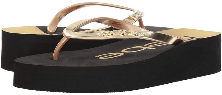 ff8177f5ed1 Bebe Jeanie  Women s  Sandals. You  ll be beach-ready with these ...