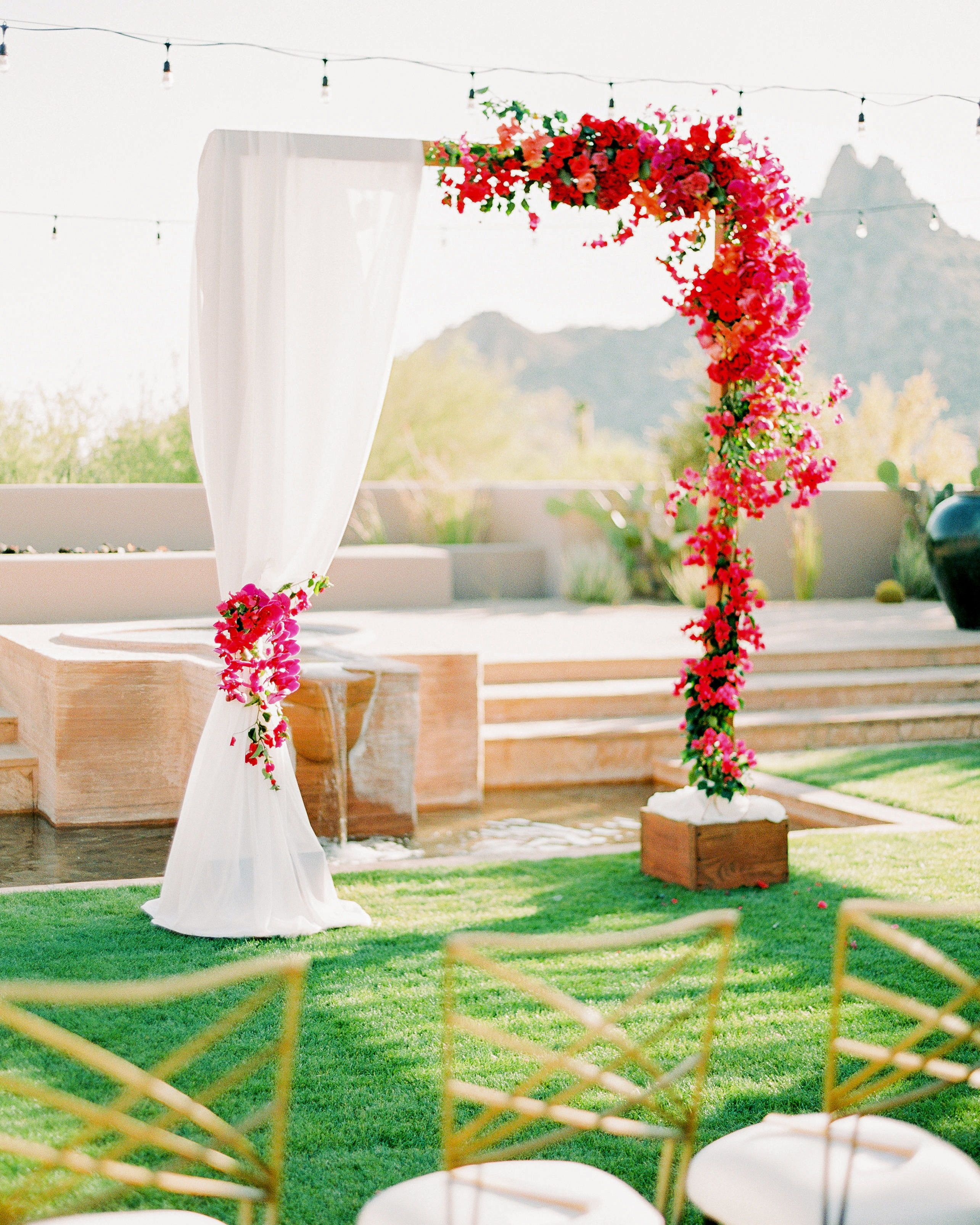 21 Ways to Use Bougainvillea in Every Part of Your Wedding