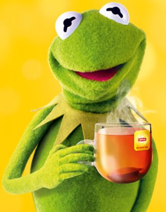 Pin on My Cup of Tea! Kermit Drinking Picture