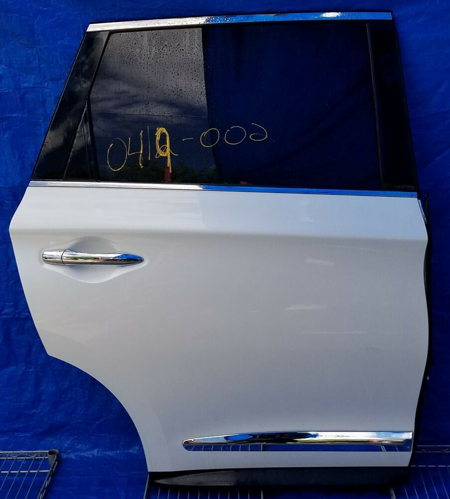 Sponsored Ebay 2013 2015 Infiniti Qx60 Rear Right Side Door Shell Panel White Mr10 Dru359 2015 Infiniti Infiniti Side Door
