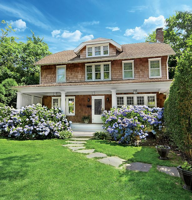 East Hampton Homes: Historic Home In East Hampton Village