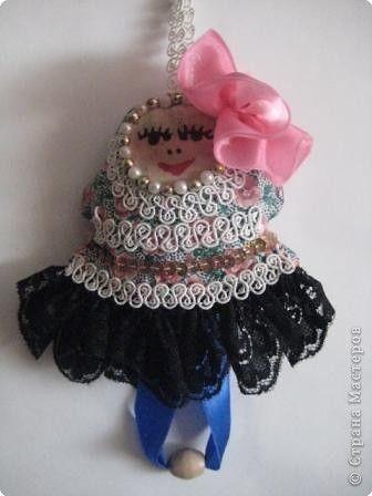 Куклы День рождения Шитьё куклы дотти  фото 3
