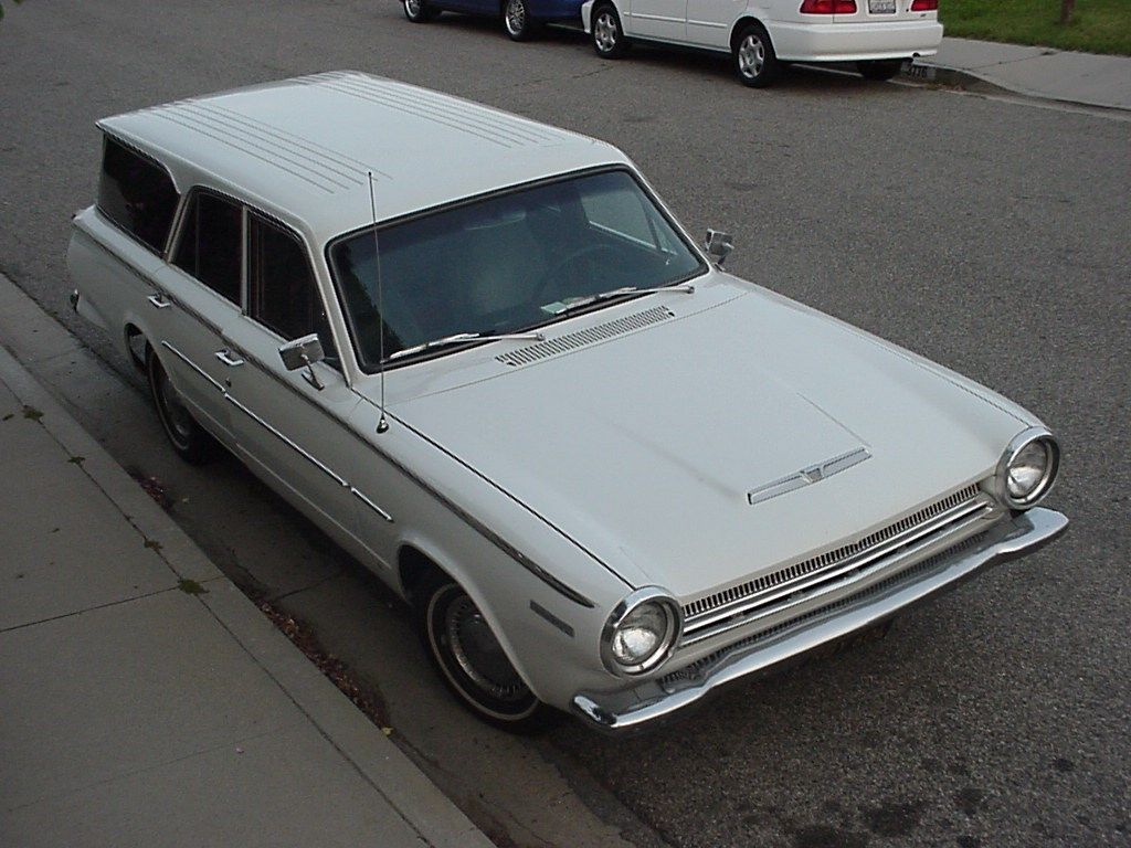 small resolution of 1964 dodge dart station wagon